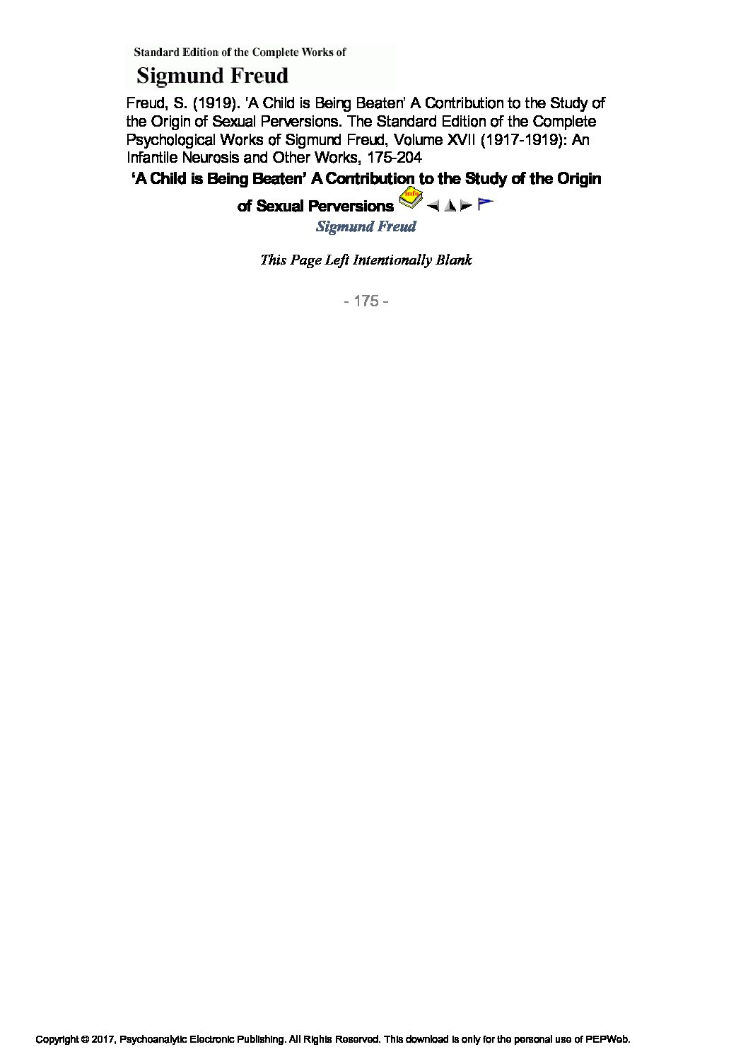Sigmund freud sexuality and the psychology of love pdf